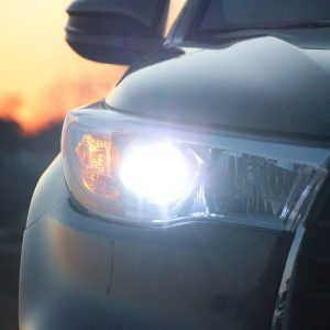 LED Headlight and Foglight Bulbs