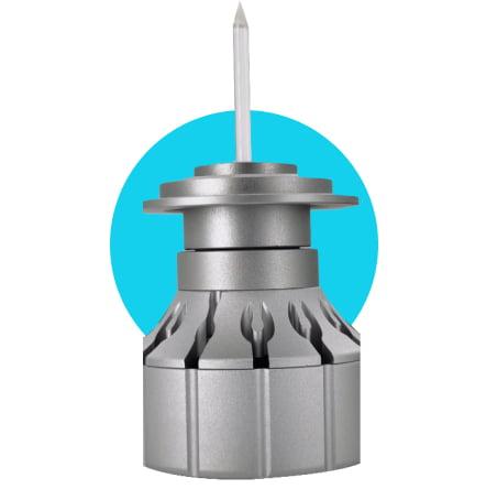 N1 360 Degree LED Bulb